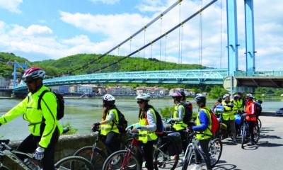 Sortie scolaire et voyage à vélo_ViaRhôna