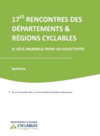 Actes des 17es Rencontres DRC