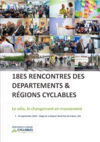 Actes des18es Rencontres DRC