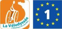 1- Itinéraire type EuroVelo 1_logo EV1