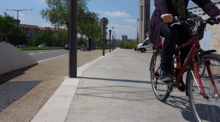 Évaluation des fréquentations vélos à Lyon via les compteurs vélos au sol