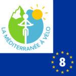 logo-ev8_la Méditerranée à vélo