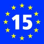 Logo identifiant Eurovelo 15