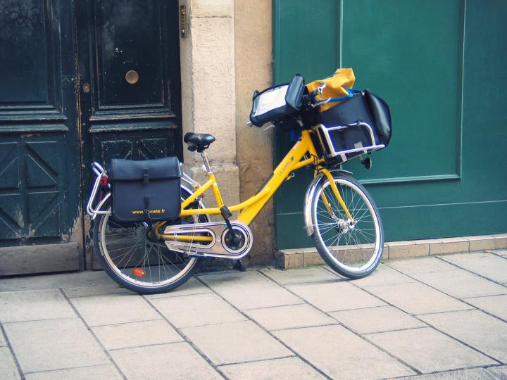 Page contact - Vélo