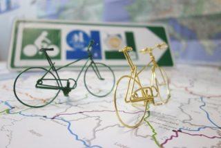Carte des véloroutes et voies vertes