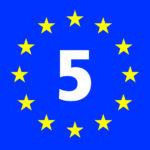 logo - identifiant Eurovelo 5