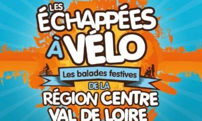 Echappés à vélo_Région Centre Val de Loire