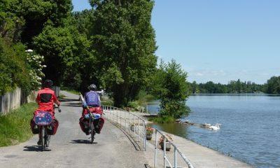 Vallée du Lot à vélo
