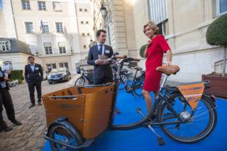 Valérie Pécresse_conférence régionale vélo île-de-france