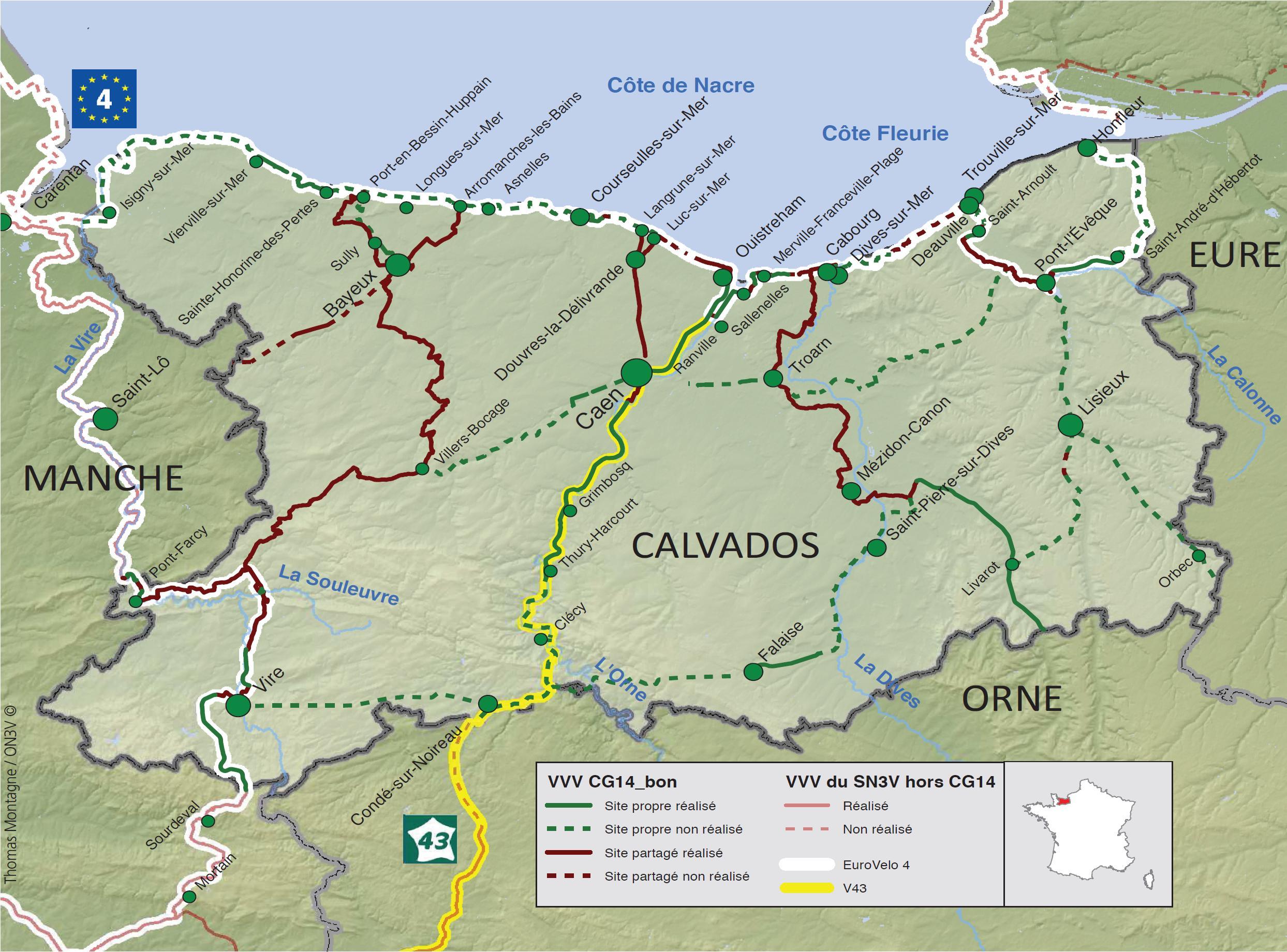 17emes rencontres des departements et regions cyclables
