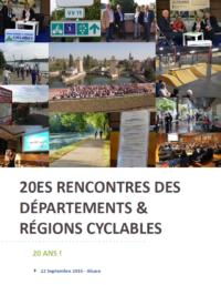 Actes_20es Rencontres DRC