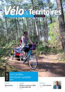 Vélo & Territoires 46 - 1ère de couverture