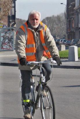 Gilbert Perrin vélo