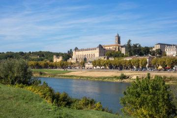 Tour de Gironde à vélo - La Réole