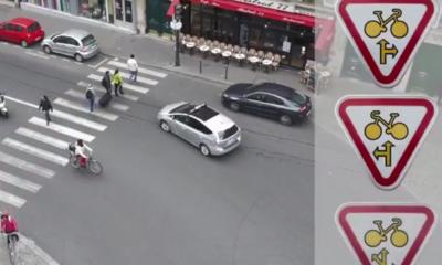 Cedez passage aux cyclistes