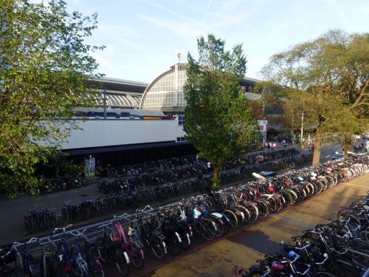 Station vélo Amsterdam-copyright DRC
