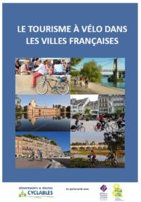 Couverture tourisme à vélo en ville