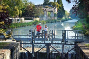 Donnery, Itinérance à vélo dans la région Centre, dep45, Comité Régional du Tourisme Centre-Val de Loire, France