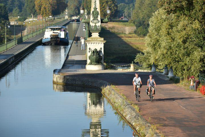 Briare, La Loire à Vélo