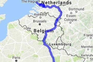Meuse à vélo
