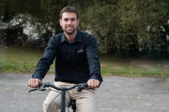Enrico Durbano, Directeur Général d'Eco-Compteur