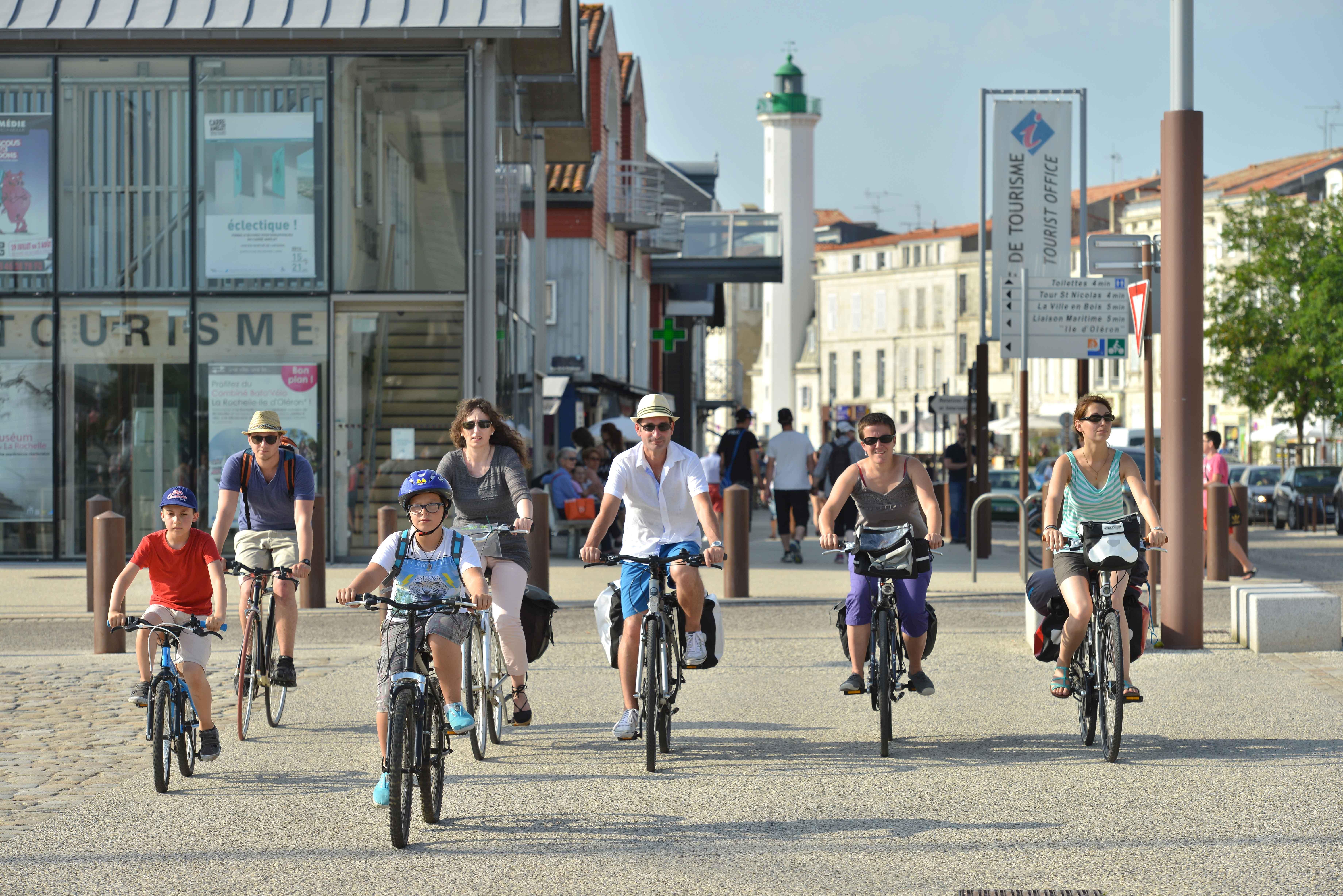 Barom tre des villes cyclables plus de 113 000 fran ais s expriment d partements r gions - Bureau vallee la rochelle ...