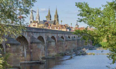 Moulins et le pont Régemortes