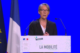 Elisabeth Borne - Assises de la  mobilité