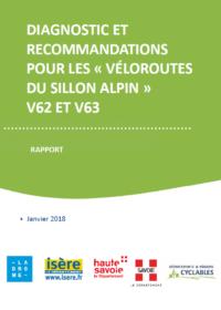 Rapport V62-V63