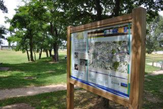 Relais Informations Services sur La Loire à Vélo ©Direction du Tourisme-région Centre-Val de Loire
