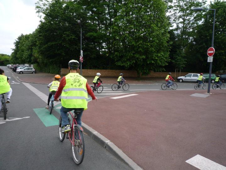 Vélo-école pour enfants ©Droit au vélo ADAV