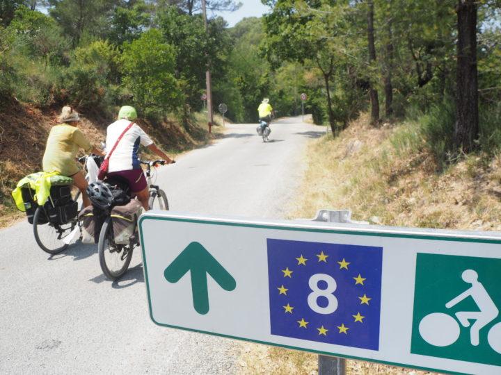 La Méditerranée à vélo ©Plus Belle la Voie