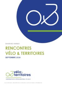 Cahier des charges Rencontres