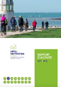 Rapport d'activité 2017/2018 de Vélo & Territoires