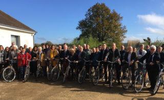 Les acteurs de la Vallée du Loir à vélo