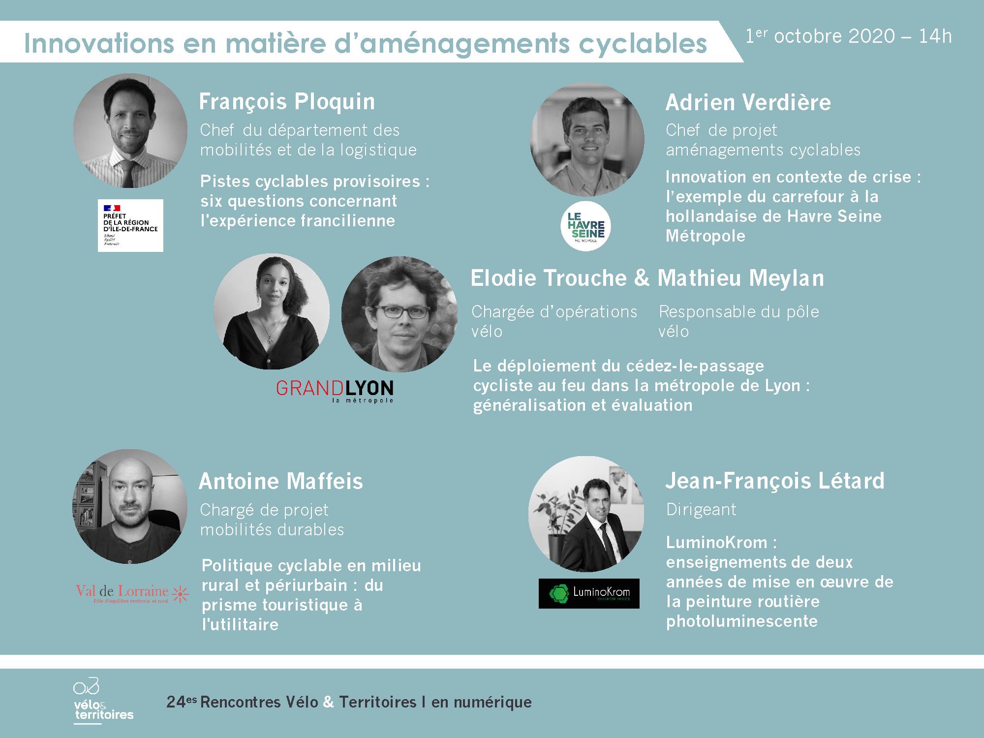 11è Rencontres des Départements Cyclables