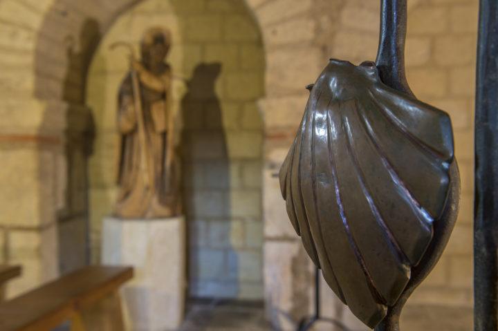 2_Dans la cathédrale St Front de Périgueux@ACIR CompostelleJJ Gelbart