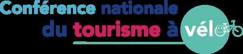 Logo conférence nationale du tourisme à vélo