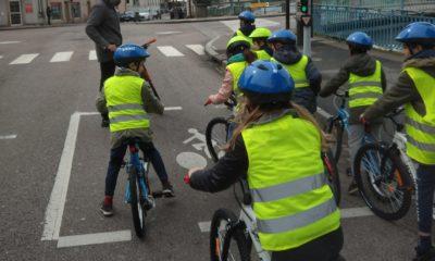 3_Cours de Savoir rouler à vélo ©Fédération française de cyclisme