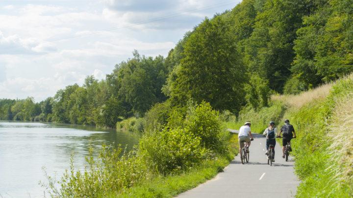 3_La Voie verte Trans-Ardennes attire chaque année près de 245 000 usagers ©Département des Ardennes - Carl Hocquart
