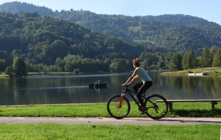 5_Voie verte dans les Hautes Vosges ©Département des Vosges - Joelle Laurençon