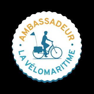 5_Pastille des Ambassadeurs de La Vélomaritime