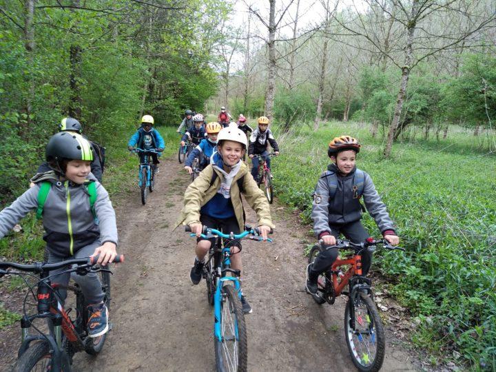 3_Étape 3 du déploiement du Savoir Rouler à Vélo par la ville de Rumilly ©Rumilly