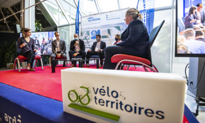 Vélo & Territoires - Privas, le 7 octobre 2021.